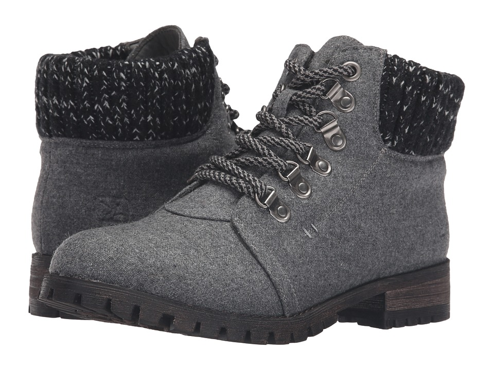 Dirty Laundry Treble (Dark Grey Flannel) Women
