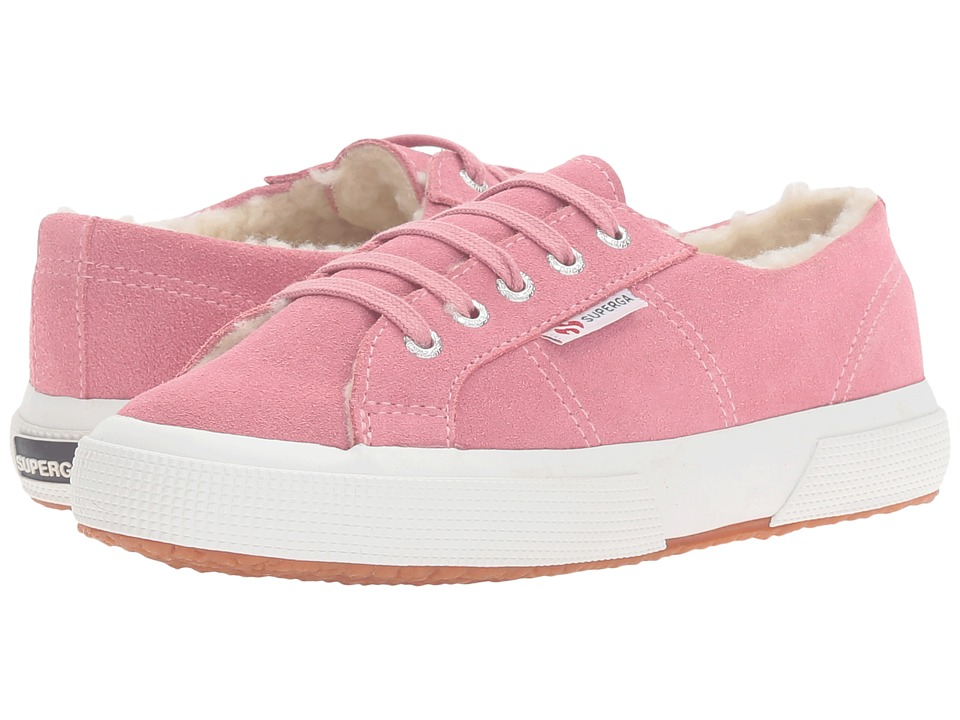 Superga Kids - 2750 SUEBINJ (Infant/Toddler/Little Kid/Big Kid) (Pink Candy) Kid