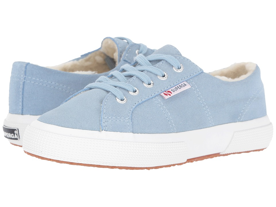 Superga Kids - 2750 SUEBINJ (Infant/Toddler/Little Kid/Big Kid) (Light Blue Relax) Kid