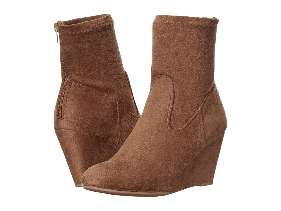 Chinese Laundry Upscale (Camel Suedette) Women