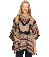 Lucky Brand - Aztec Poncho