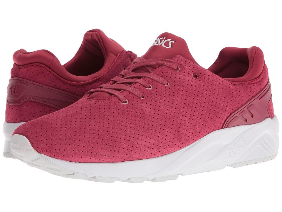 Image of ASICS Tiger - Gel-Kayano Trainer (Burgundy/Burgundy) Running Shoes
