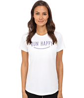 Brooks - Run Happy Smile Short Sleeve Tee
