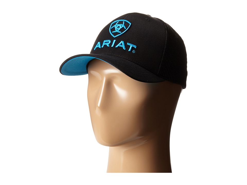 Ariat 1502301 Black Cowboy Hats