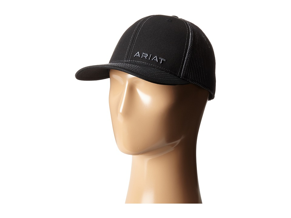Ariat 1597501 Black Cowboy Hats