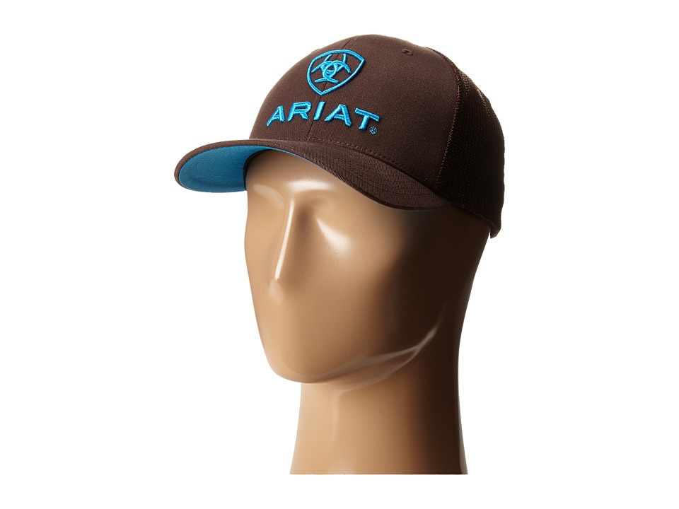 Image of Ariat - 1502302 (Brown) Cowboy Hats