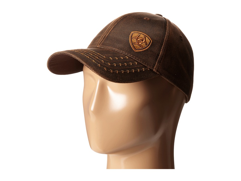 Image of Ariat - 1518002 (Brown) Cowboy Hats