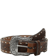 Ariat - Tapered Floral Belt