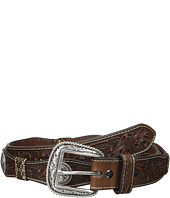 Ariat - Scalloped Floral Belt