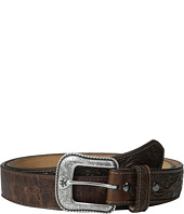 Ariat - Floral Embossed Belt