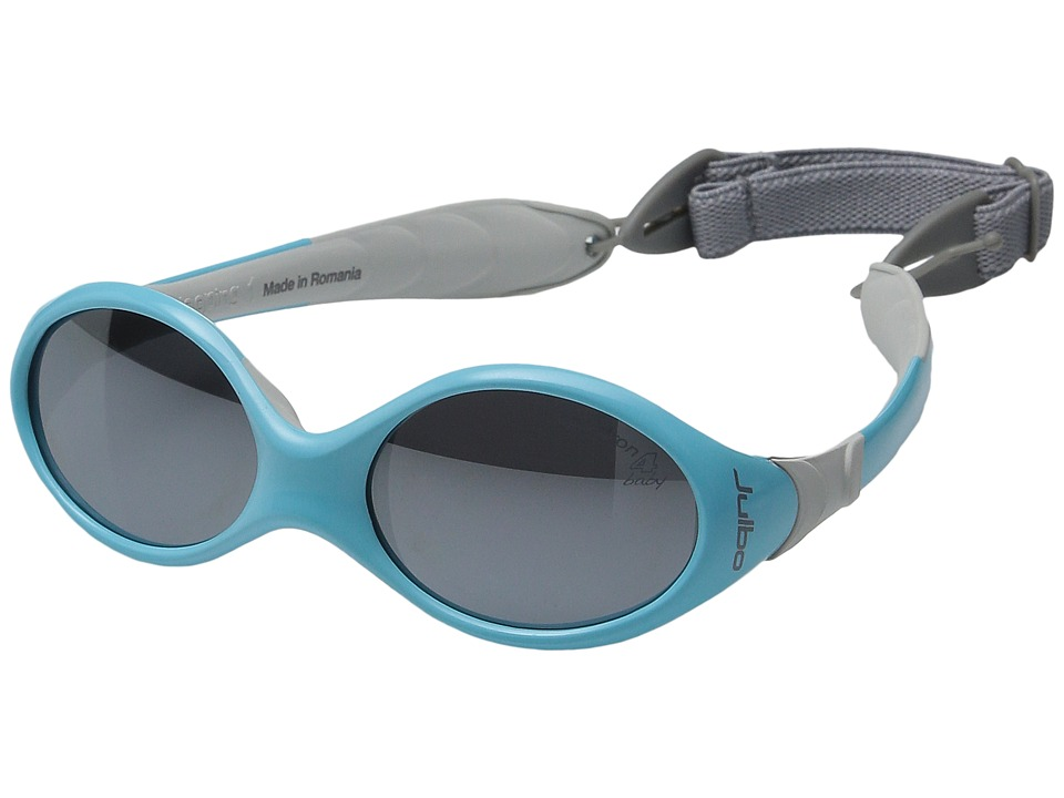Julbo Eyewear Looping 1 Kids Sunglasses Bleu/Ciel Gris Sport Sunglasses