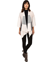 Brigitte Bailey - Chandra Color Block Poncho