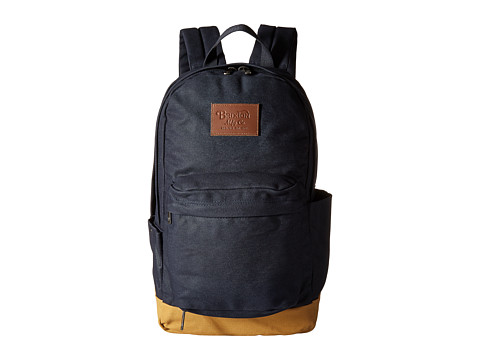 Brixton Basin Waxed Backpack