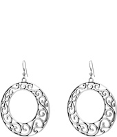 M&F Western - Filigree Hoop Earrings