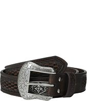 M&F Western - Embossed Diamond Concho Belt
