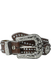 M&F Western - Scalloped Round Concho Belt (Little Kids/Big Kids)