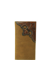 M&F Western - Embossed Corner Rodeo Wallet