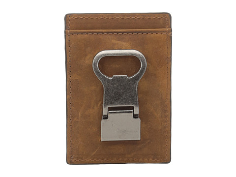 M&F Western Magnetic Money Clip - Brown