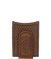M&F Western - Basket Weave Pattern Money Clip