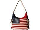 M&F Western Americana Bucket Bag