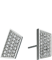 Rebecca Minkoff - Phoenix Pave Stud Earrings