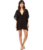 Seafolly - Crochet Trim Kaftan Cover-Up