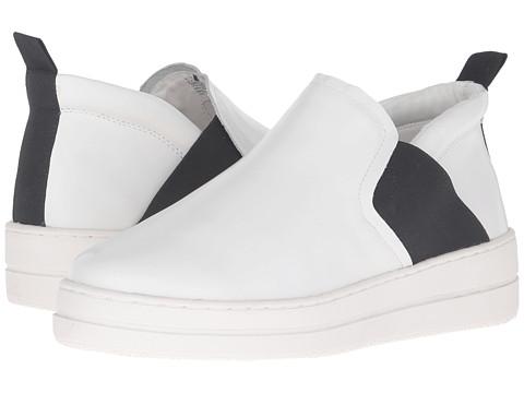 Steven Noval - White Leather