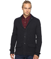 Ben Sherman - Long Sleeve Herringbone Soft Blazer Shirt