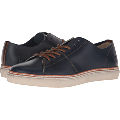 Frye Gates Low Lace Mens Shoes (Navy)