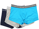Ultimate Cotton Stretch Trunk 3-Pack