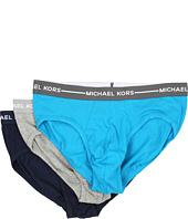 Michael Kors - Ultimate Cotton Stretch Brief 3-Pack