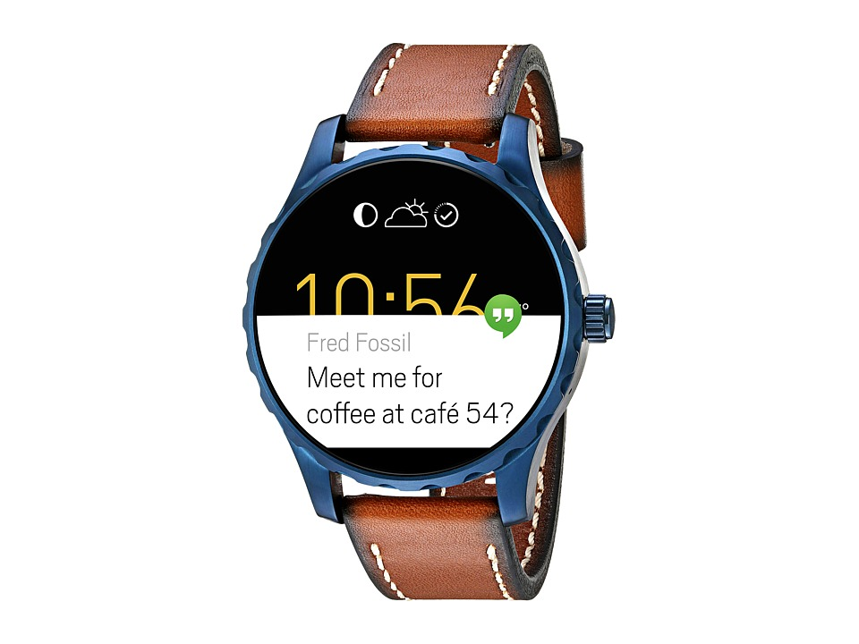 Fossil Q - Q Marshal Touchscreen Smartwatch