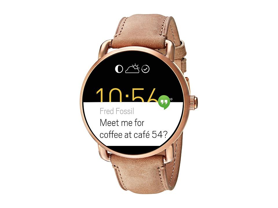 Fossil Q - Q Wander Touchscreen Smartwatch
