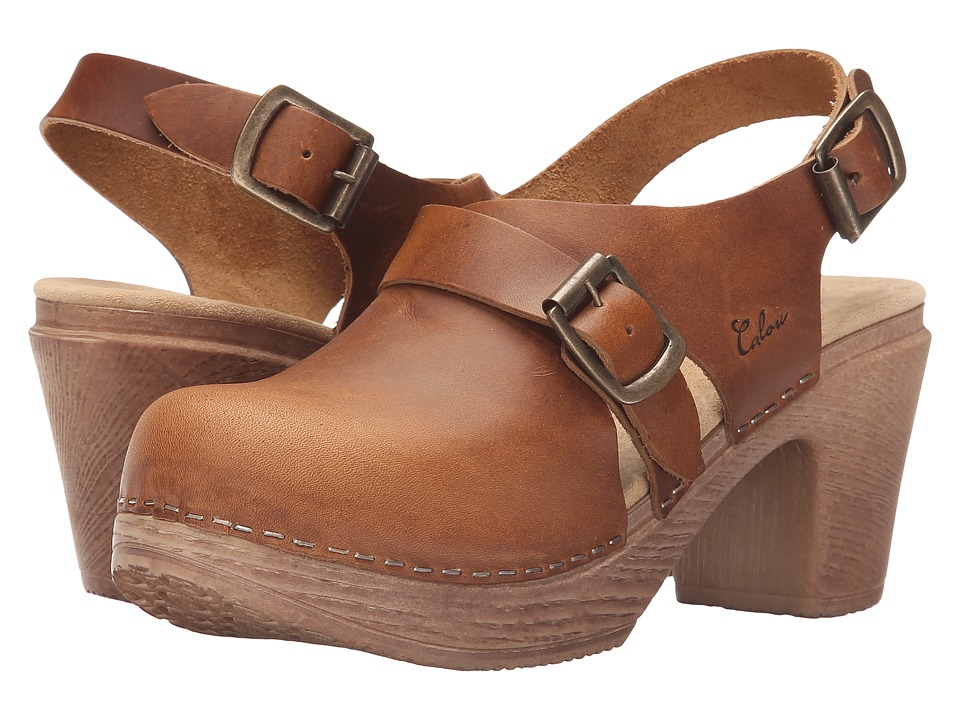 Calou Stockholm Astrid Soft Brown Womens Shoes