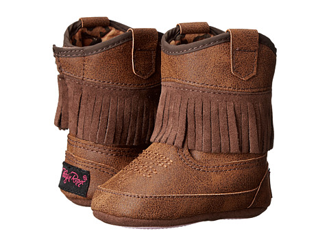 M&F Western Bucker Annabelle (Infant/Toddler) - Brown