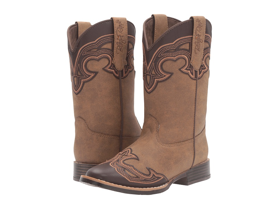 M&F Western Kids - Samantha (Toddler/Little Kid) (Brown) ...