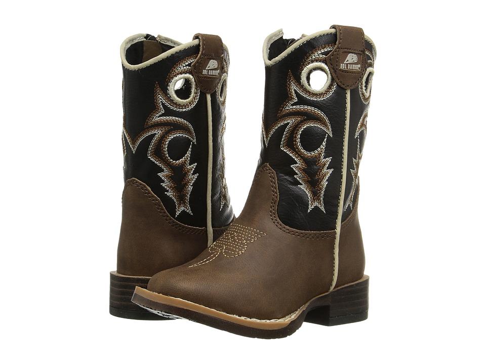 Blazin Roxx Trace (Toddler) (Brown/Black) Boys Shoes