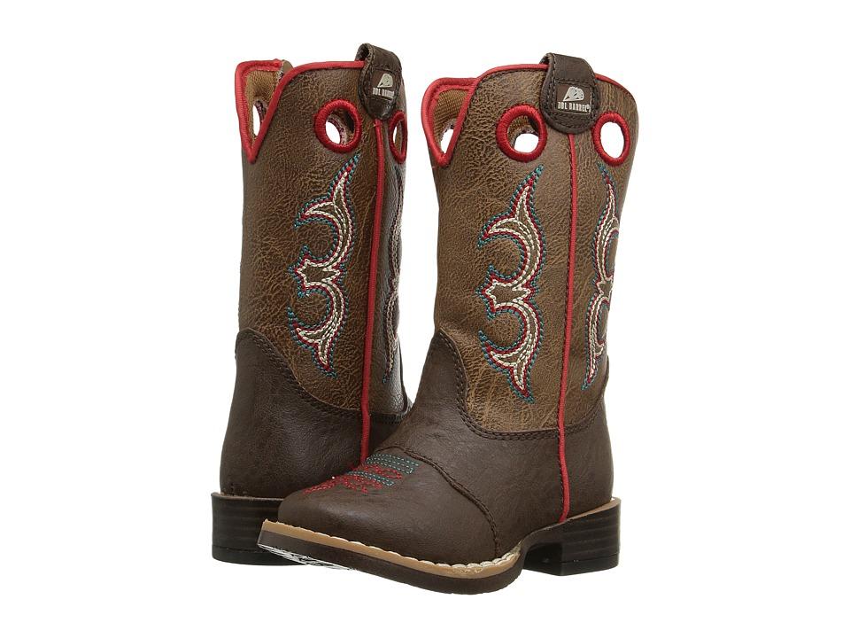 Blazin Roxx Kolter (Toddler) (Brown/Tan) Boys Shoes