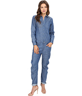 G-Star - Arc Boyfriend Boilersuit in Lightweight Boll Denim