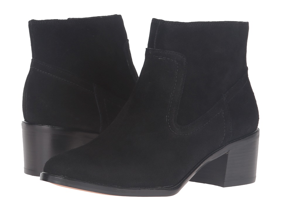 BCBGeneration Allegro (Black Suede) High Heels