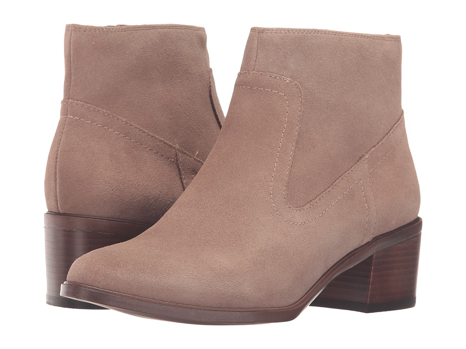 Image of BCBGeneration - Allegro (Smoke Taupe Suede) High Heels