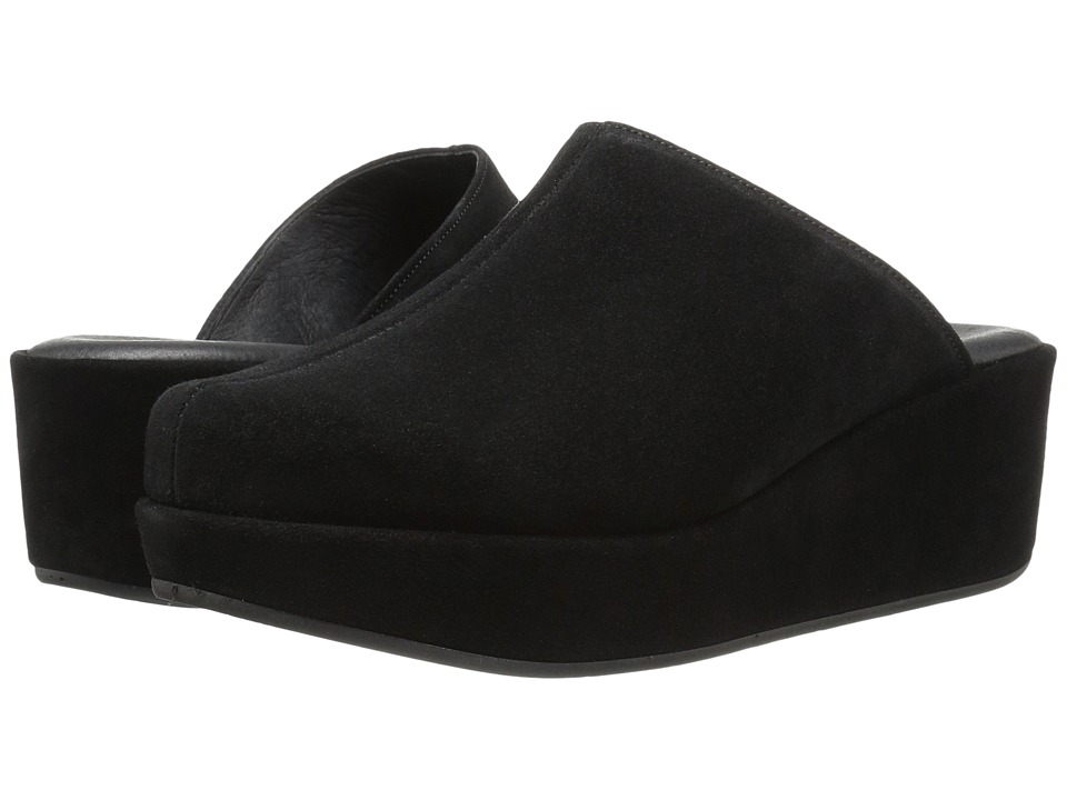 Cordani Carma-2 (Black Suede) Women's Clogs