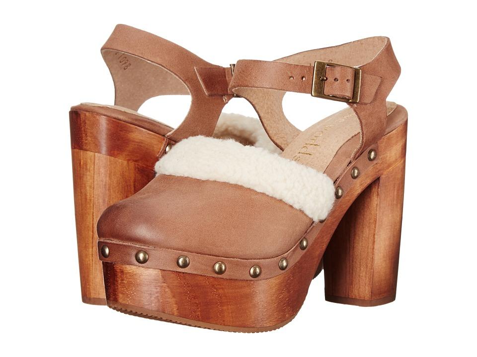Cordani Tierra (Cocoa Nubuck) High Heels