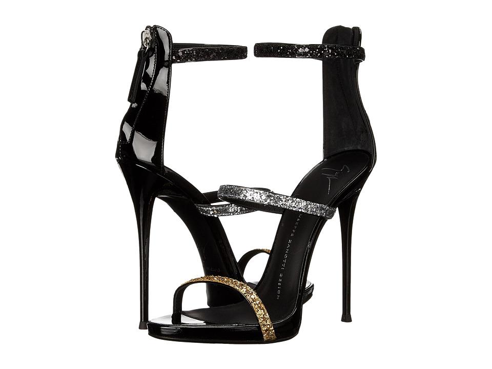 Giuseppe Zanotti I60150 (Glitter Mekong) Women