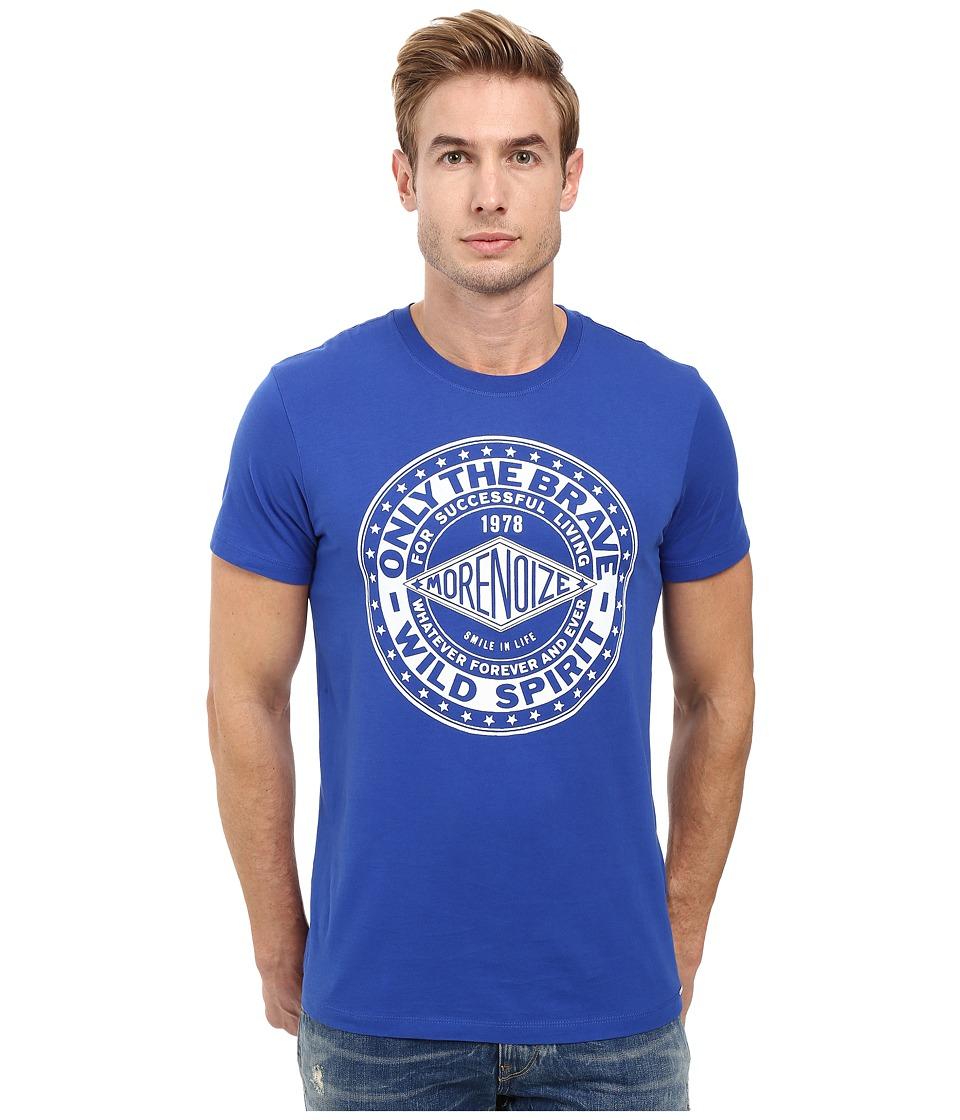 Diesel - T-Diego-Hi T-Shirt (Blue Web) Men