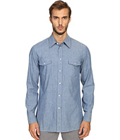 Marc Jacobs - Slim Fit Chambray Button Up