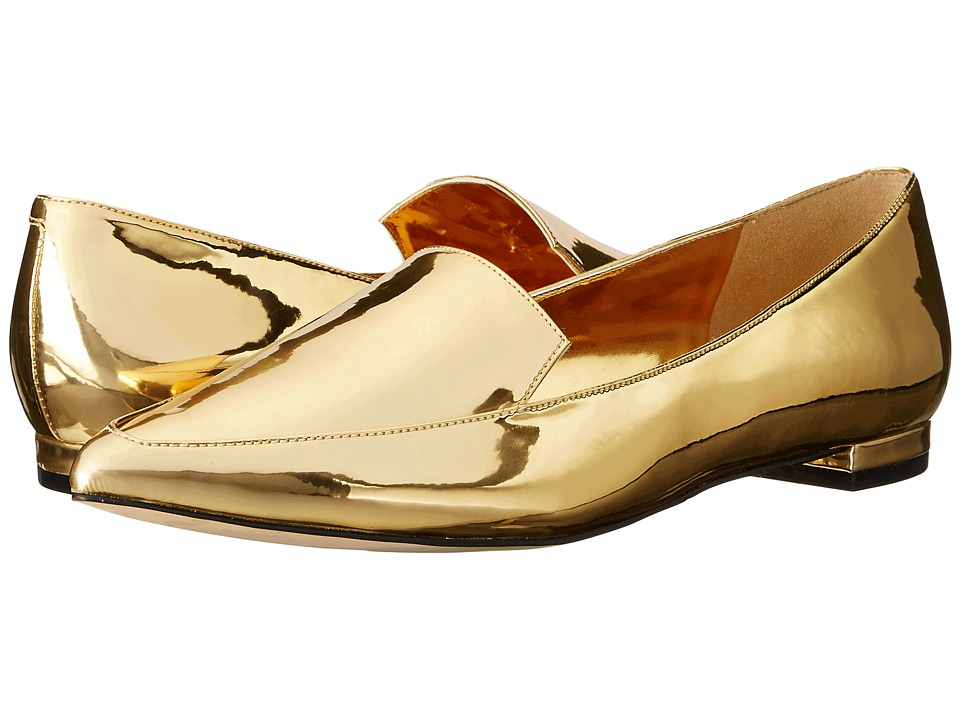 Nine West Abay 3 (Gold Synthetic) Women