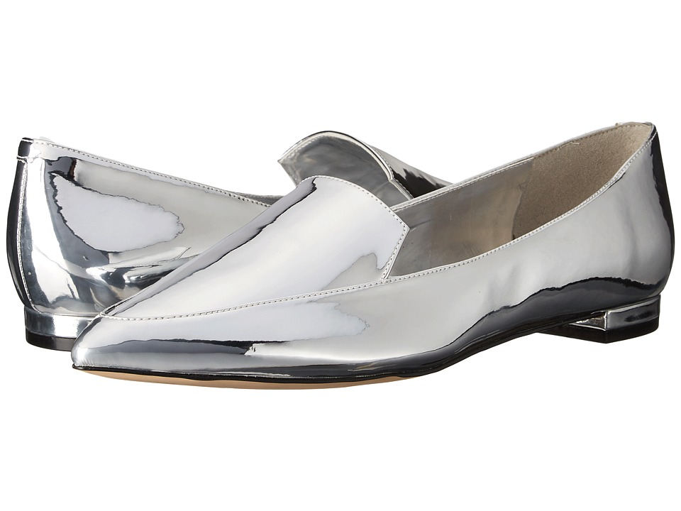 Nine West - Abay 3 (Silver Synthetic) Women