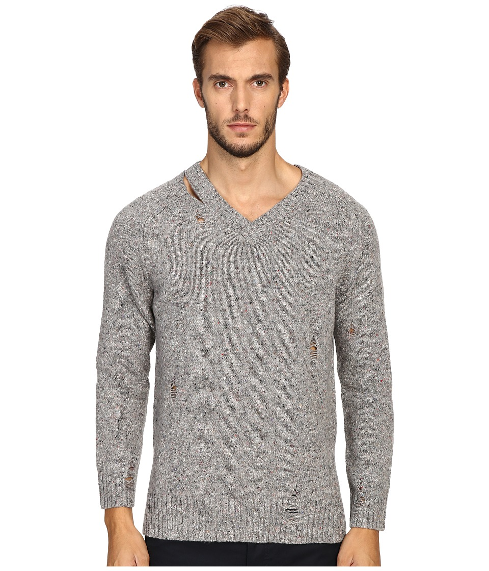 Marc Jacobs - Olympia Knit Sweater (Grey) Men