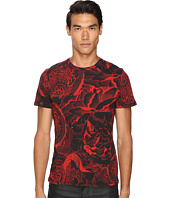 Just Cavalli - Slim Fit Rock Romance Printed T-Shirt